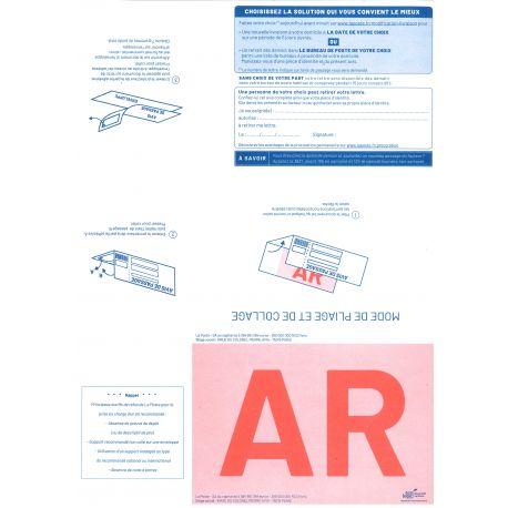 Recommandé avec AR