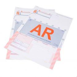 Recommandé International avec AR