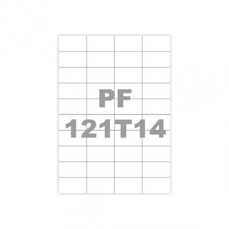 Connu Planche Etiquette autocollante A4 : étiquettes adhésives à imprimer AW45