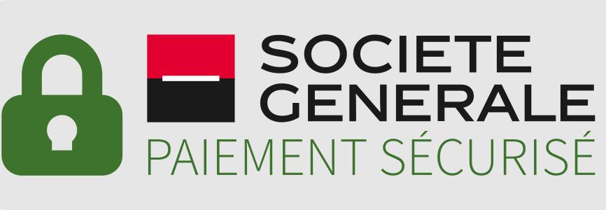 Paiement sécurisé Société Générale